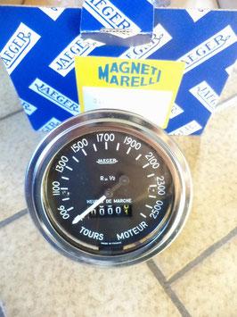 n°c23 compte tours moteur heures jaeger tracteur 510007853002