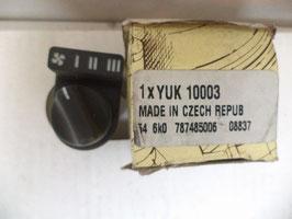 n°lr26 commande ventilation rover metro yuk10003