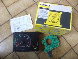 n°c128 compte tours renault r25 essence bva 7701030103