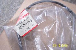 032 cable accelerateur MB539189