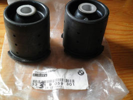 n°a0123 vm138 lot silentbloc essieu bmw e36 33319059301