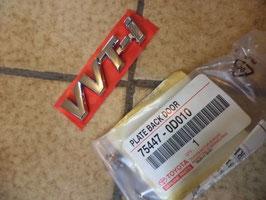 n°sa47 insigne VVTI yaris toyota 754470d010