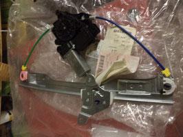 n°au121 mecanisme vitre avd opel corsa D 13298154