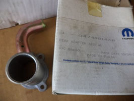 n°z687 conduit pompe eau cherokee 4741814ab