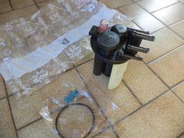 n°ms41 bloc reservoir hydraulique lhm peugeot 405 X4 527103