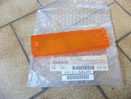 n°nc163 cabochon clignotant avd nissan pick up D21 2612156l00