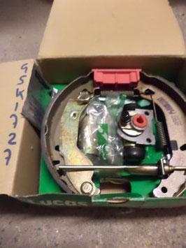 n°ch122 kit frein tempra tipo dedra delta gsk1727