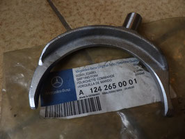 n°e65 fourchette 1 ere 2 eme boite 717410 mercedes 1242650001