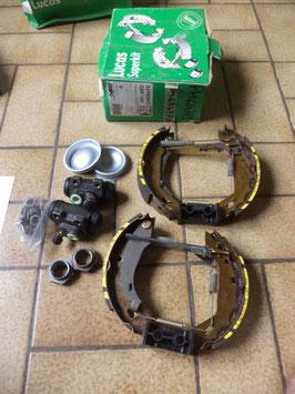 n°gd569 kit frein peugeot 309 citroen ax gsk1241 lucas
