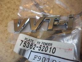 n°sa42 insigne VVTI toyota yaris verso 7536252010