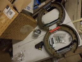 n°ca68 kit frein ar renault laguna megane 1611452780