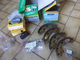 n°gd596 kit frein citroen ln lna visa samba 104 k560819 mga