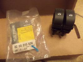 n°157 interrupteur vitre renault megane 8200315036