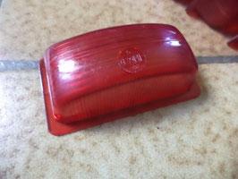 n°gd296 lot 10 cabochon feu gabarit rouge ML237