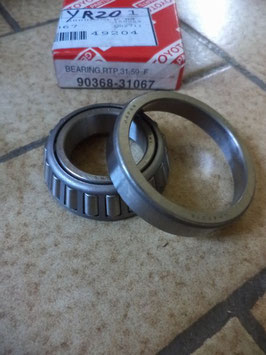 n°sa730  roulement roue av toyota liteace 9036831067