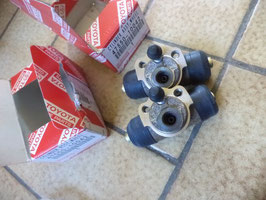 n°sa570 lot cylindre roue toyota corolla starlet 4755010042