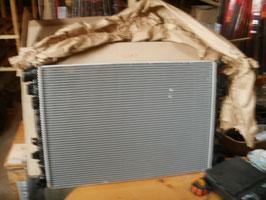 n°09 radiateur moteur evasion jumpy 1330e3