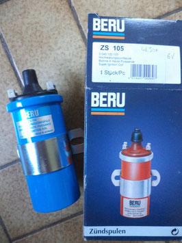 n°ce102 bobine allumage 6 volts bmw daf opel porsche renault zs105