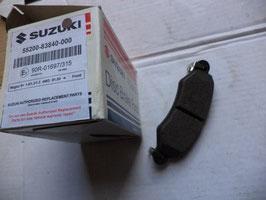 n°d469 jeu plaquettes suzuki ignis wagon 5520083840