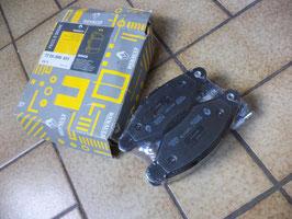 n°rn423 jeu plaquette av renault kangoo 7701206811