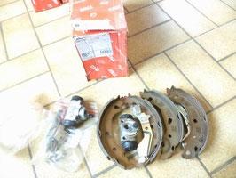 n°7ce48 kit frein arriere fiat punto bk1744 trw