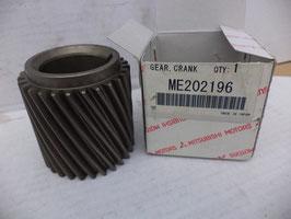 n°d353 roue dentee vilebrequin pajero  l200 me202196