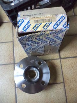 n°nc222 moyeu roue ar nissan micra 4320234b00