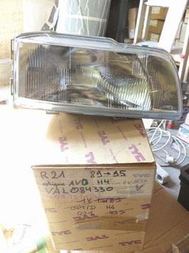 n°b193 phare avd renault  r21 084330