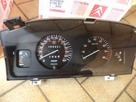 n°c77 compteur jaeger MPH citroen zx essence 6100e1