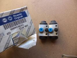 n°fv484 jeu cylindre frein grande punto 9948361