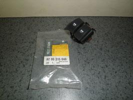 n°0144 interrupteur vitre renault megane 8200315040