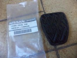 n°nc238 caoutchouc pedale frein nissan micra 465311ha2a