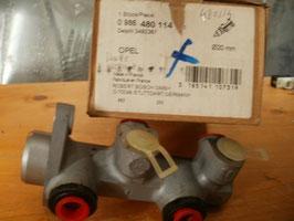 n°262 maitre cylindre opel kadett vectra 0986480114