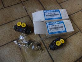 n°sa277 lot cylindre roue mazda 121 1e0726610