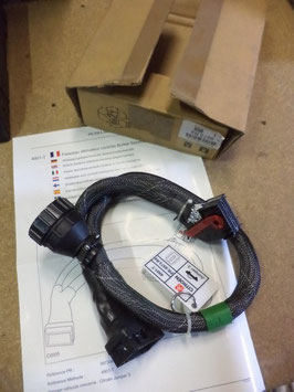 n°ep15 faisceau interface citroen 9973r4 4901t