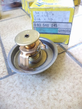 n°v642 thermostat citroen c15 visa bx 93501145