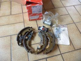 n°7ce46 kit frein arriere fiat punto lancia Y bk1743 trw