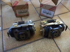 n°sa633 lot cylindre roue toyota dyna 4758036130 4755036130