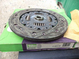 n°a30 disque embrayage audi 100 200 coupe 90 803040