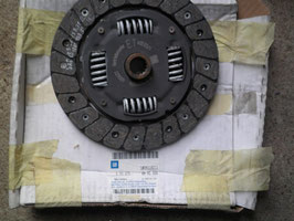 n°p29 disque embrayage opel agila astra combo corsa vectra 664270