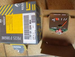 n°c99 jauge temperature renault b70 b80 b90 master 7701026964