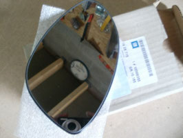 n°p164 glace retroviseur opel vectra B 90568355