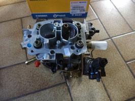 n°5ce3 carburateur solex 28 34 z10 renault 14191