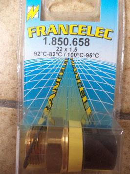 n°ce224 interrupteur ventilateur renault r19 1850658