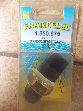 n°ce225 interrupteur ventilateur renault espace safrane laguna 1850675