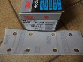 n°2ce30 50 feuilles abrasive 70x198 p240 hookit 60417