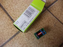 n°7ce10 relais 24 volts valeo 643115