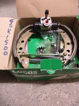 n°ch118 kit frein golf sirocco gsk1500