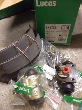 n°ch125 kit frein tempra tipo bk1732