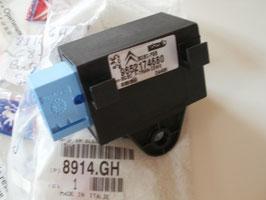 n°v186 boitier ceintures securite citroen c8 c5 c6 8914gh